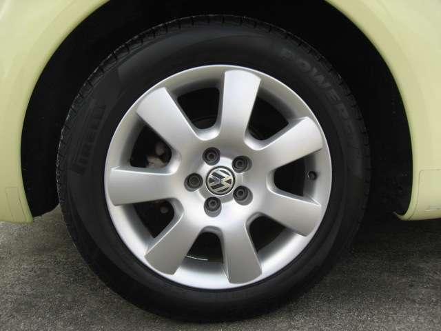 フォルクスワーゲン VW ニュービートルカブリオレ 電動オープン ETC HDDナビ