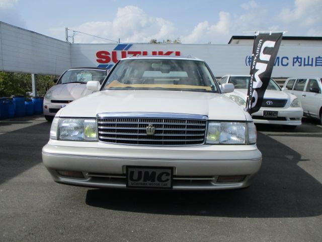 「トヨタ」「クラウンステーションワゴン」「ステーションワゴン」「福岡県」の中古車4