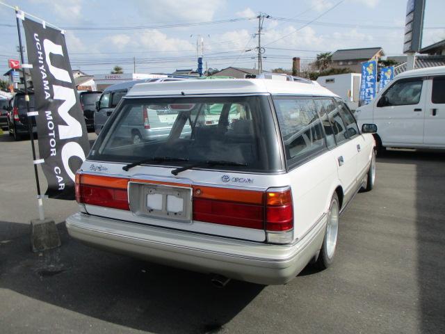 「トヨタ」「クラウンステーションワゴン」「ステーションワゴン」「福岡県」の中古車8