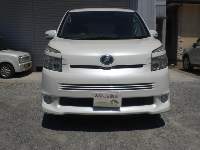 「トヨタ」「ヴォクシー」「ミニバン・ワンボックス」「福岡県」の中古車2