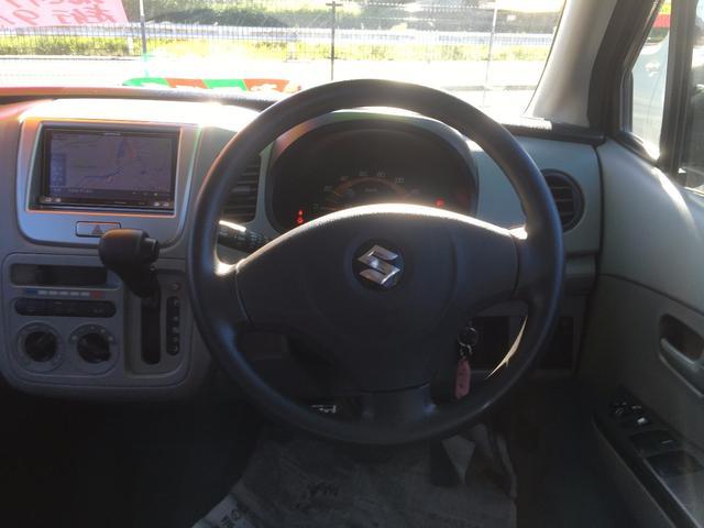 スズキ ワゴンR FX カロッツェリアSDナビ フルセグ