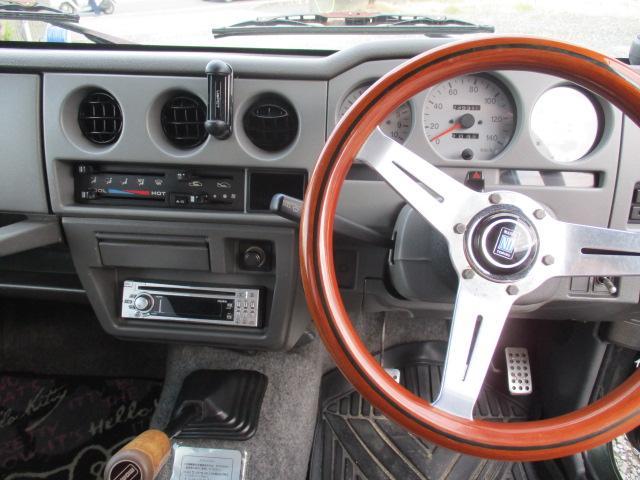 スズキ ジムニー ワイルドウインド 4WD 5速MT