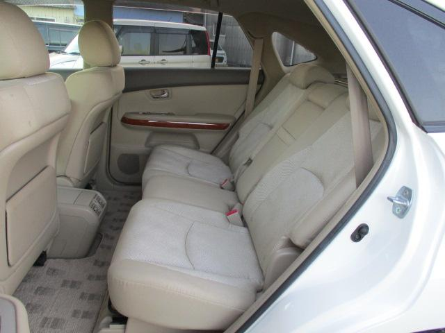 トヨタ ハリアー 240G Lパッケージ 純正HDDナビ