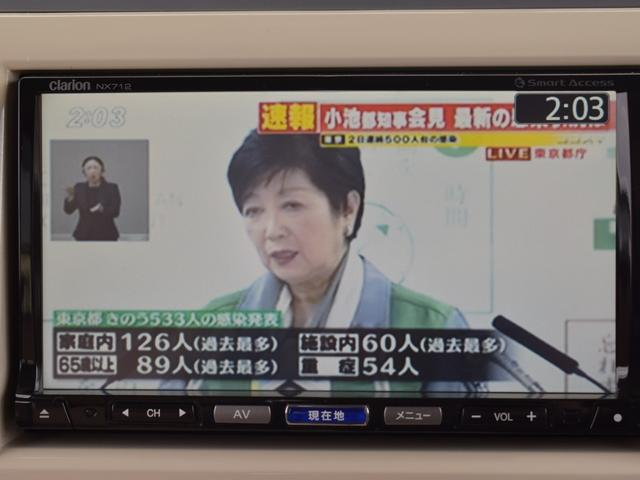 X ツートンカラー/社外ナビ/プッシュスタート(19枚目)