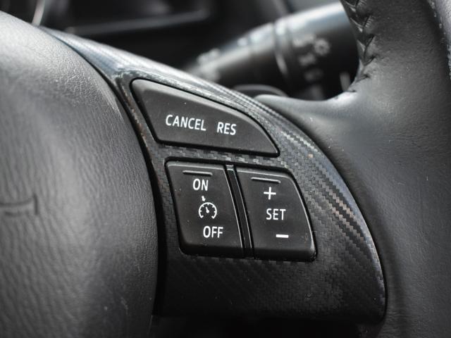 XDツーリング マツダコネクトナビ/衝突軽減ブレーキ/フルセグTV/バックモニター/クルーズコントロール/ETC/パドルシフト(24枚目)