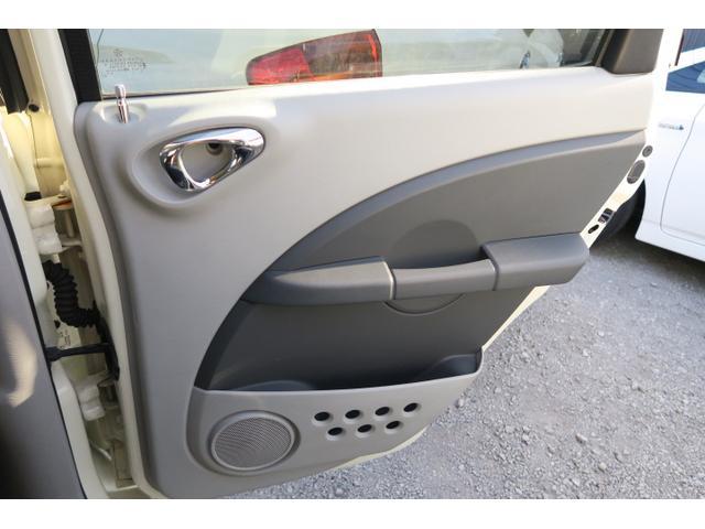 クライスラー クライスラー PTクルーザー ツーリング 後期モデル 純正メッキ16AW CD キーレス