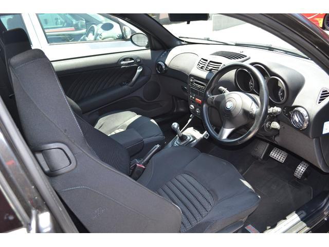 アルファロメオ アルファ147 GTA セレスピード