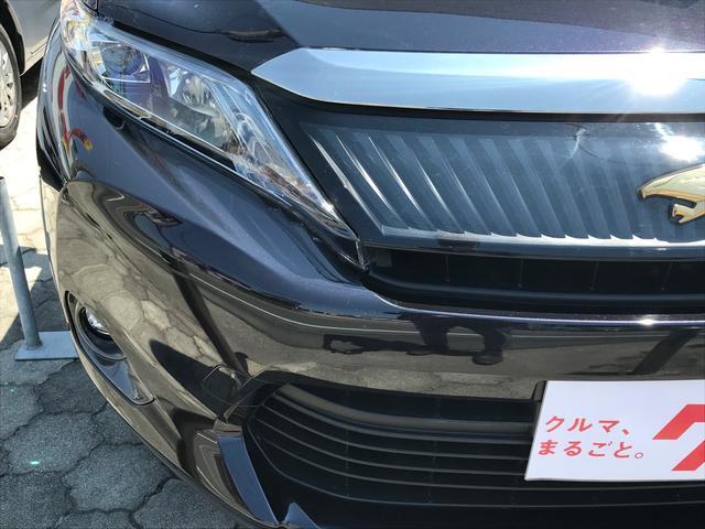 「トヨタ」「ハリアー」「SUV・クロカン」「福岡県」の中古車4
