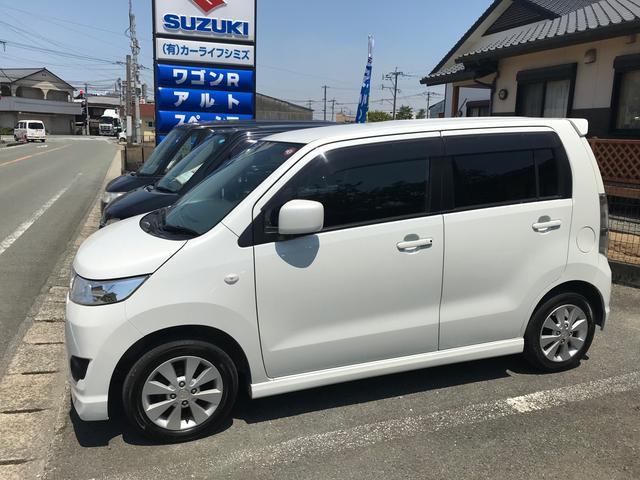 「スズキ」「ワゴンRスティングレー」「コンパクトカー」「福岡県」の中古車6