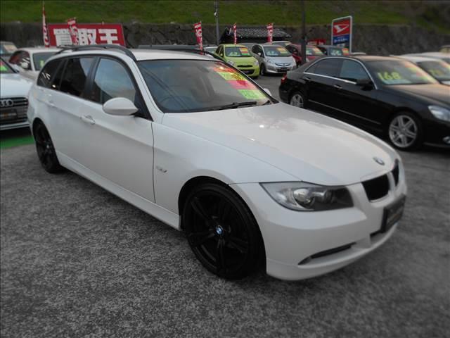 BMW BMW 320iツーリング ハイラインPGK HDDナビ ETC