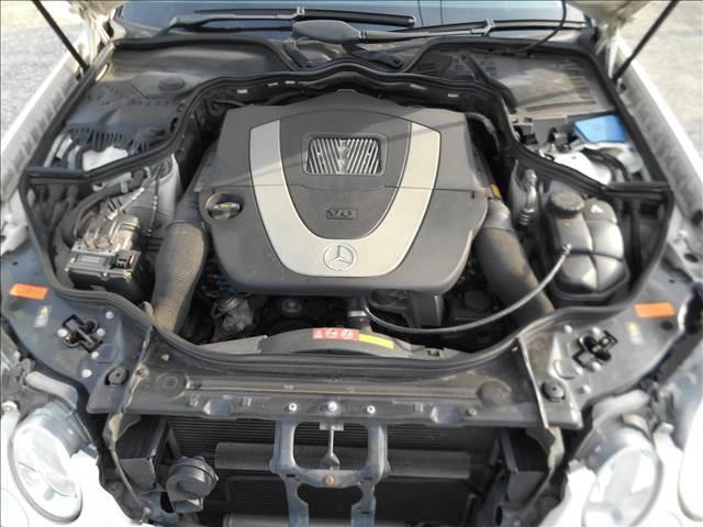 E300 AV-S サンルーフ レザーシート ETC HID(20枚目)