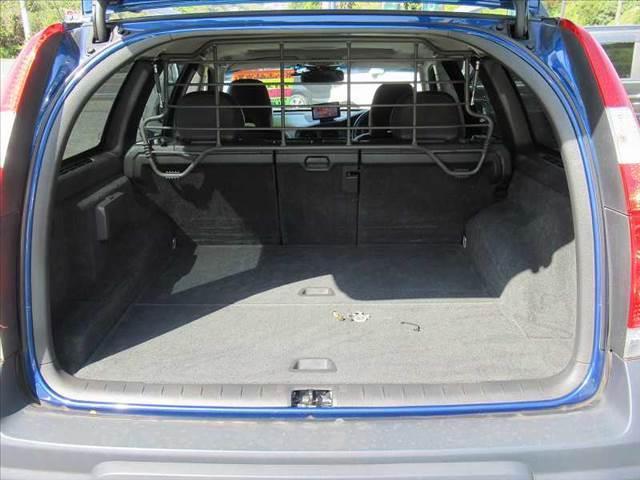 オーシャンレースリミテッド 4WD サンルーフ 本革シート(18枚目)