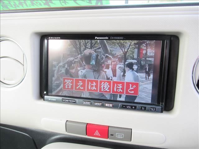 ココアプラスX HDDナビ 後席モニター バックカメラ(7枚目)