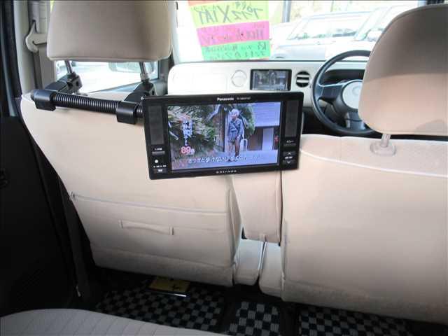 ココアプラスX HDDナビ 後席モニター バックカメラ(8枚目)