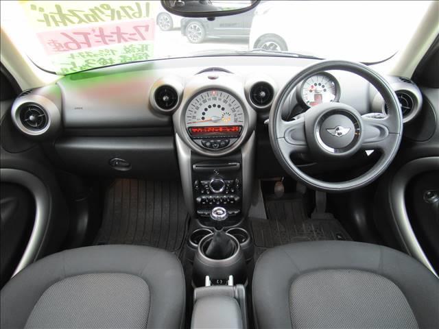クーパー クロスオーバー 保証付 1オーナー 6速MT 純正アルミホイール 純正CDオーディオ キーレス HIDライト 電動格納ミラー 盗難防止システム ディーラー車 右ハンドル 運転席エアバッグ 助手席エアバッグ ABS(4枚目)