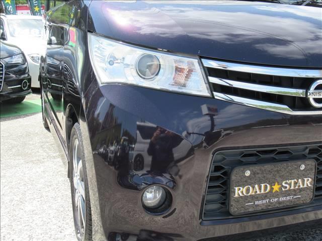ハイウェイスターターボ ハイウェイスター ターボ 両側電動スライド HIDライト スマートキー HDDナビ地デジ(10枚目)