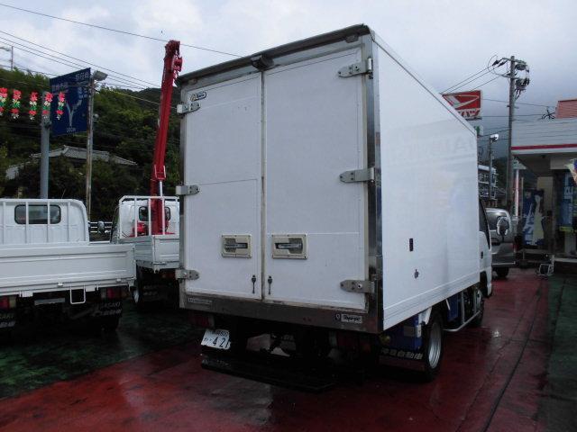 冷蔵冷凍車 2トンベース -30℃設定 スタンバイ付(7枚目)