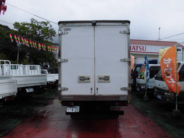 冷蔵冷凍車 2トンベース -30℃設定 スタンバイ付(8枚目)