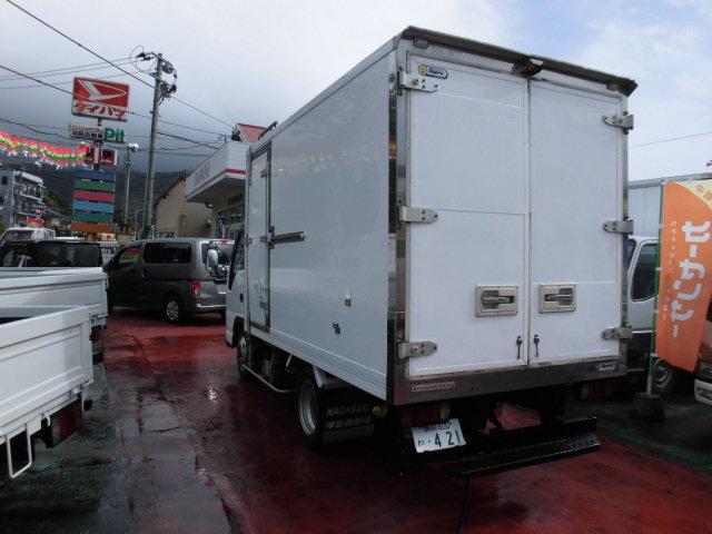 冷蔵冷凍車 2トンベース -30℃設定 スタンバイ付(9枚目)