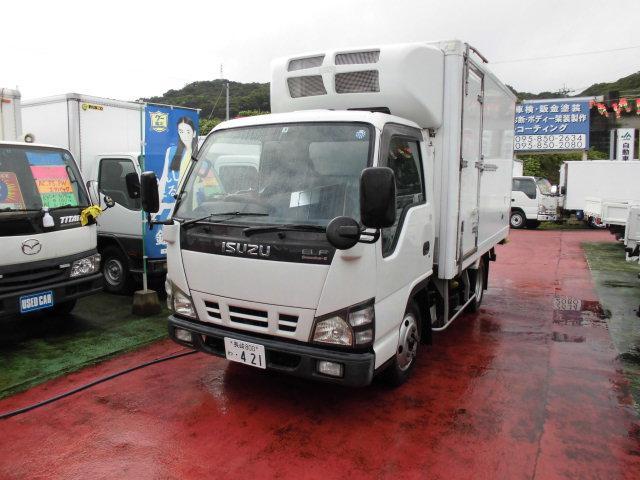 冷蔵冷凍車 2トンベース -30℃設定 スタンバイ付(10枚目)