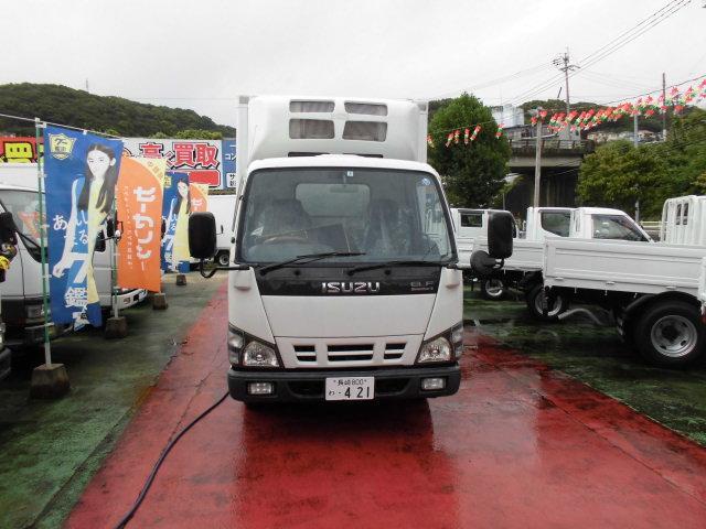 冷蔵冷凍車 2トンベース -30℃設定 スタンバイ付(11枚目)