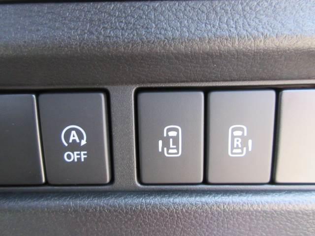 スズキ スペーシアカスタム HYBRID XS 届出済未使用車 禁煙車 両側電動スライド