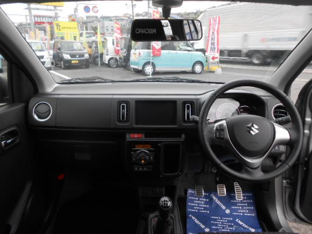 スズキ アルトワークス ベースグレード 6速MT車・レカロシート・プッシュスタート
