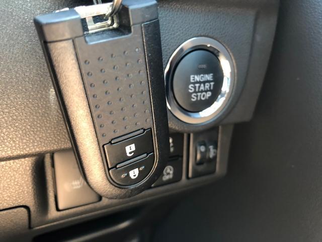 カスタム RS ハイパーリミテッドSAIII 5年保証付 衝突被害軽減ブレーキ LEDライト オートライト オートマチックハイビーム ハーフレザーシート シートヒーター アイドリングストップ スマートキー プッシュスタート 純正アルミホイール(19枚目)