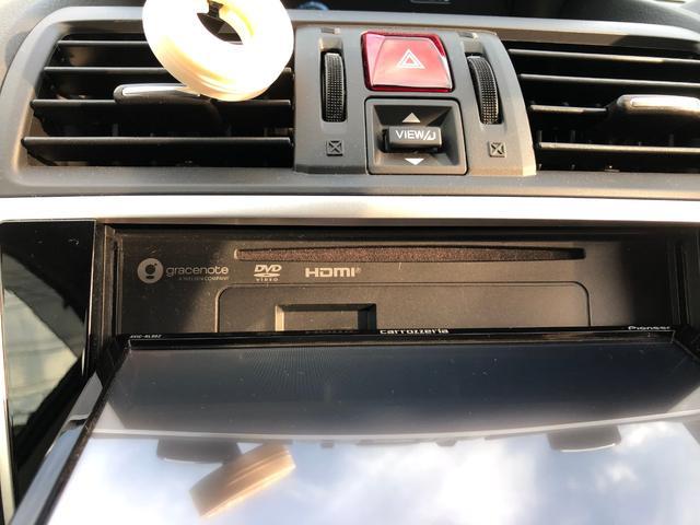 2.0STIスポーツアイサイト 保証付 サンルーフ 赤革シート 衝突被害軽減ブレーキ メモリーナビ ETC バックカメラ サイドカメラ フロントカメラ DVD再生 CD再生 パワーシート シートヒーター LEDライト(19枚目)