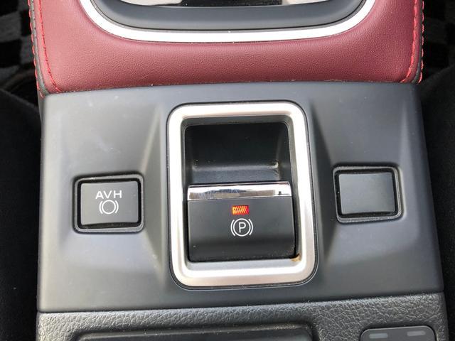 2.0STIスポーツアイサイト 保証付 サンルーフ 赤革シート 衝突被害軽減ブレーキ メモリーナビ ETC バックカメラ サイドカメラ フロントカメラ DVD再生 CD再生 パワーシート シートヒーター LEDライト(25枚目)