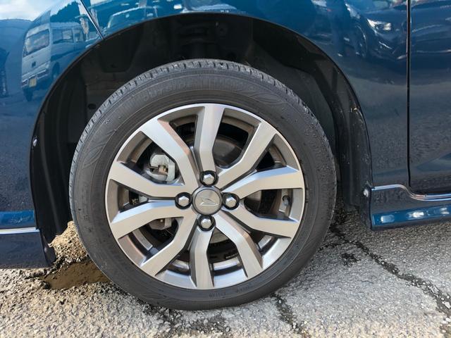 カスタムG ターボ SAII 保証付 衝突被害軽減ブレーキ SDナビ バックカメラ 両側電動スライドドア LEDライト オートライト 純正アルミホイール アイドリングストップ スマートキー プッシュスタート(8枚目)