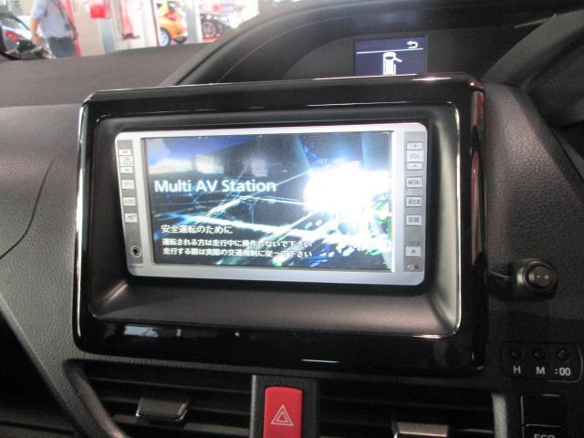 トヨタ ノア Si HDDナビ フルセグ 両側パワースライド