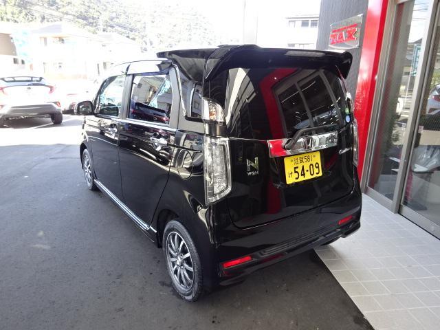 「ホンダ」「N-WGNカスタム」「コンパクトカー」「長崎県」の中古車2
