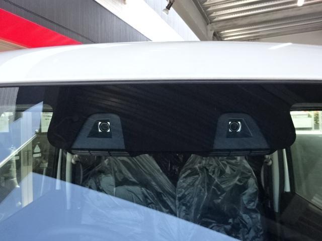 ハイブリッドXSターボ メモリーナビ フルセグ 全方位カメラ セーフティサポート 両側パワースライド スマートキー シートヒーター パドルシフト ハーフレザーシート 純正アルミ LED クルーズコントロール 届出済未使用車(13枚目)