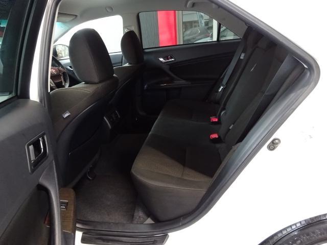 トヨタ マークX 250G メモリーナビ ワンセグ スマートキー ETC