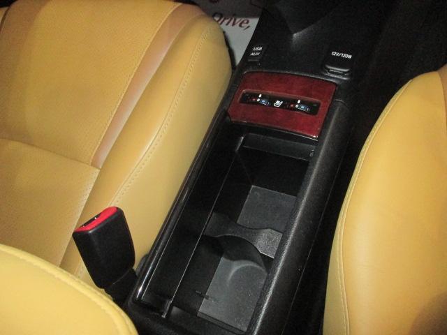 レクサス HS HS250h バージョンI 本革エアシート HDDナビ