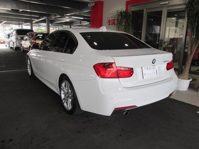 BMW BMW 320d Mスポーツ 純正HDDナビ アダプティブクルーズ