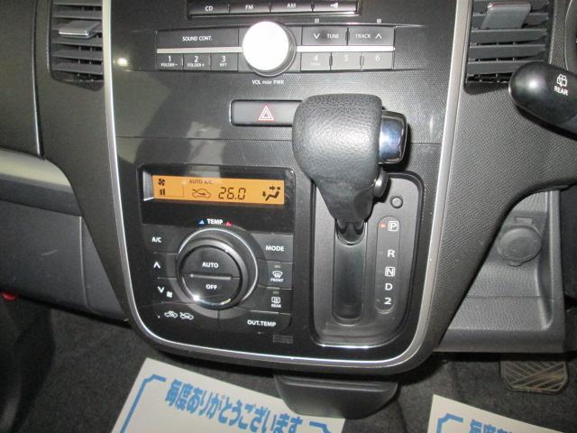 スズキ ワゴンRスティングレー X 純正CD スマートキー HID 純正アルミ