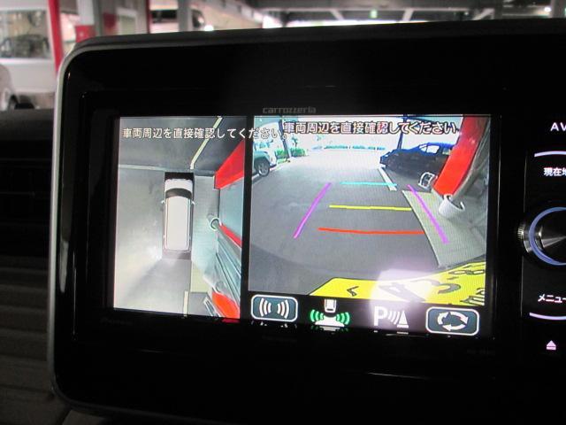 ハイブリッドX メモリーナビ 全方位カメラ シートヒーター(10枚目)