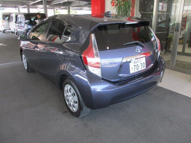 「トヨタ」「アクア」「コンパクトカー」「長崎県」の中古車3