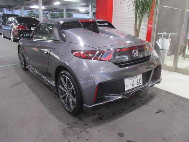 「ホンダ」「S660」「オープンカー」「長崎県」の中古車3
