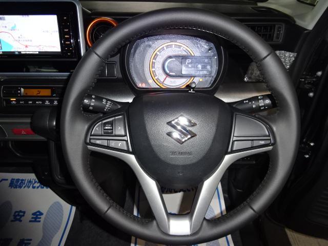 ハイブリッドXZ SDナビ フルセグ バックカメラ 両側パワースライド セーフティサポート シートヒーター LED ETC 純正アルミ キーフリー(12枚目)