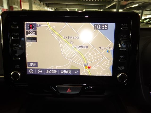 ハイブリッドZ 登録済未使用車 9インチナビ フルセグ バックカメラ セーフティセンス LED シートヒーター 純正アルミ スマートキー クルーズコントロール(9枚目)