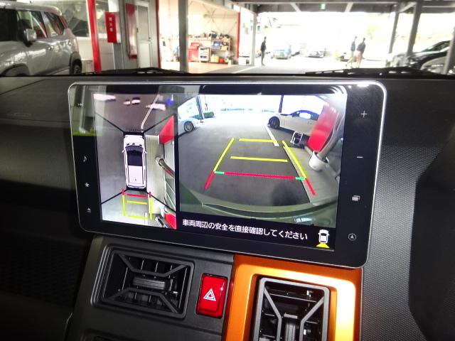 Gターボ 9インチナビ フルセグ パノラマモニター ガラスルーフ ドライブレコーダー シートヒーター LED スマートキー 純正15アルミ クルーズコントロール(11枚目)