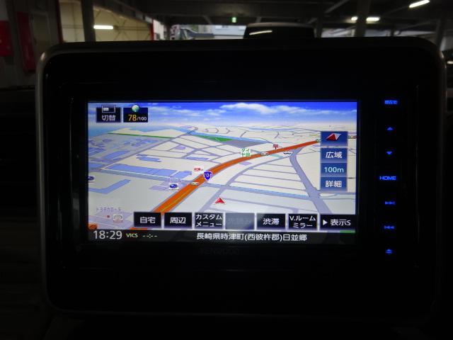 ハイブリッドX 届出済未使用車 メモリーナビ フルセグ 全方位カメラ セーフティサポート 両側パワースライド シートヒーター キーフリー(9枚目)