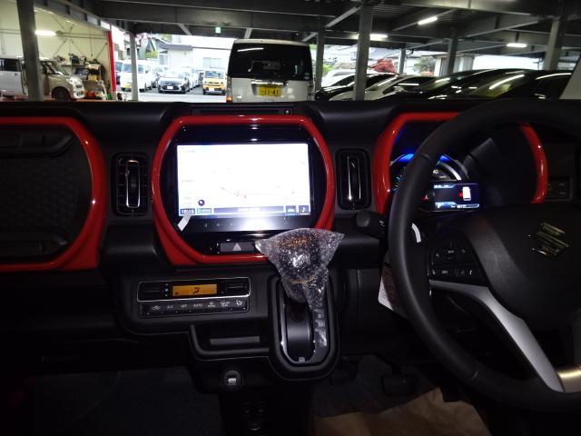 ハイブリッドX 届出済未使用車 メモリーナビ フルセグ 全方位カメラ セーフティサポート シートヒーター キーフリー 純正15アルミ LED アイドリングストップ(3枚目)