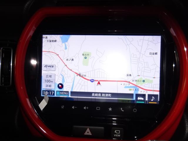 ハイブリッドX 届出済未使用車 メモリーナビ フルセグ 全方位カメラ セーフティサポート シートヒーター キーフリー 純正15アルミ LED アイドリングストップ(8枚目)