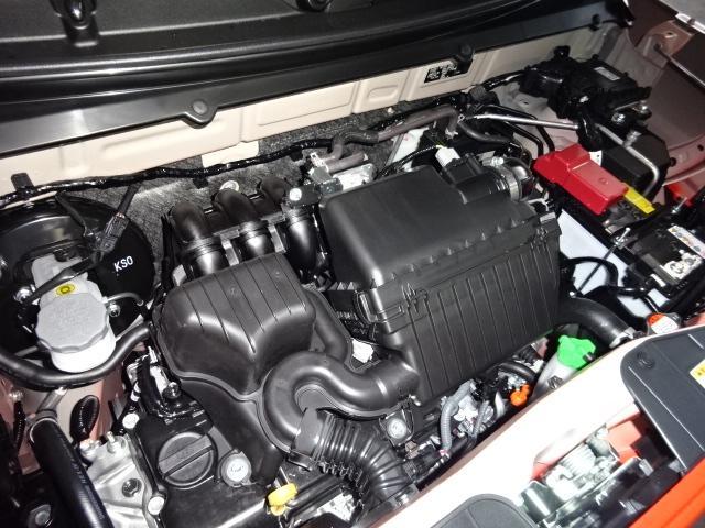 ハイブリッドX 届出済未使用車 メモリーナビ フルセグ 全方位カメラ セーフティサポート シートヒーター キーフリー 純正15アルミ LED アイドリングストップ(14枚目)