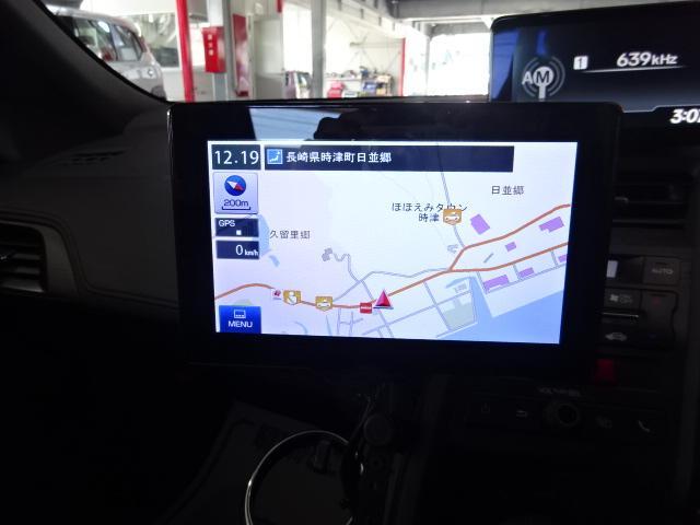α ポータブルナビ ワンセグ バックカメラ ETC LED ドライブレコーダー ロールトップ モデューロエアロ シティブレーキ スマートキー 純正15アルミ クルーズコントロール アイドリングストップ(7枚目)