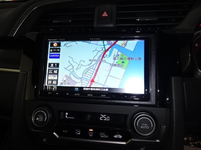 ハッチバック 登録済未使用車 SDナビ フルセグ バックカメラ シートヒーター ETC LED スマートキー 純正18アルミ クルーズコントロール(10枚目)